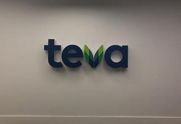 Оформление лайтбоксов для фармацевтической компании TEVA